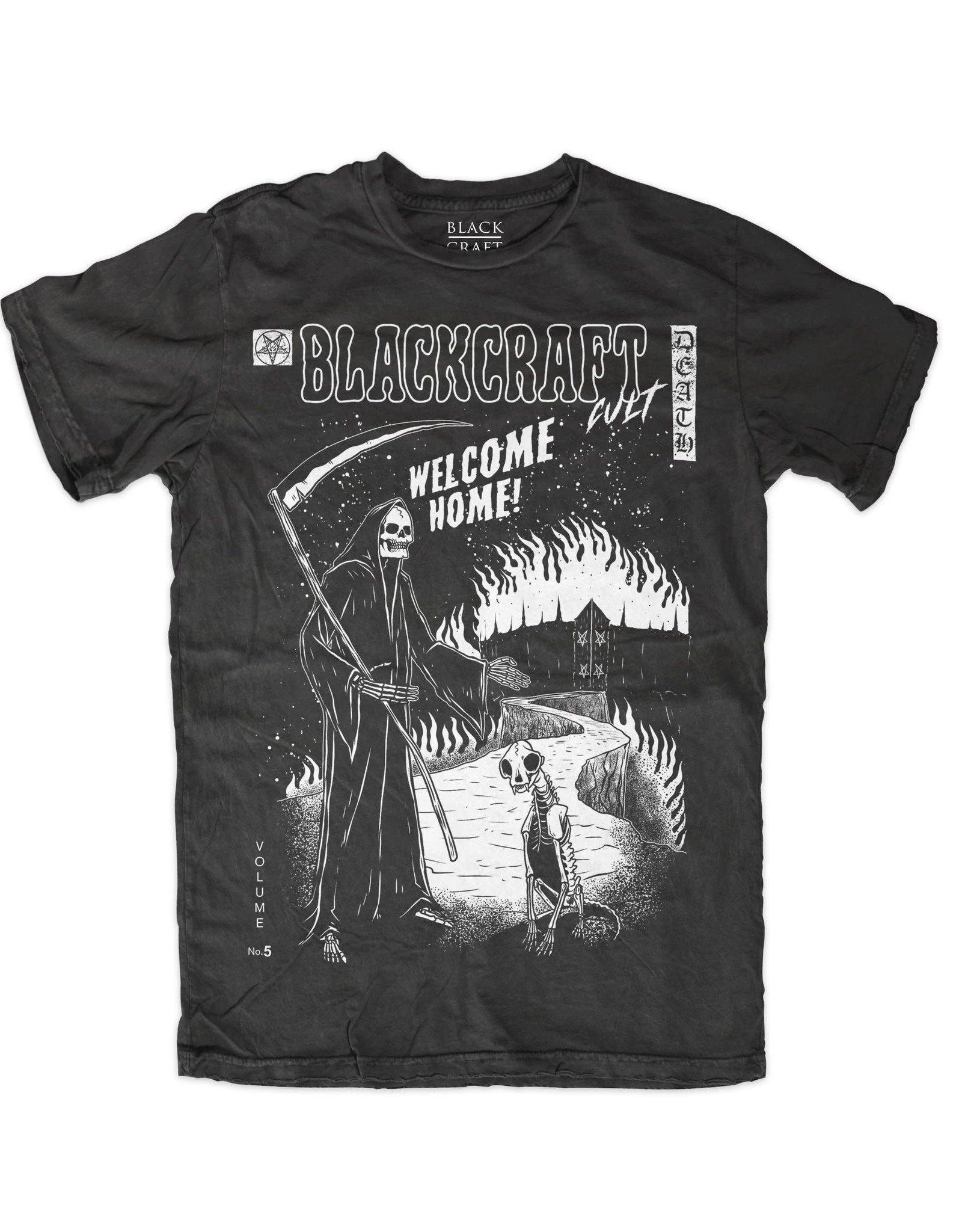 BLACKCRAFT CULT - BBC Comic Vol. 5 T-Shirt