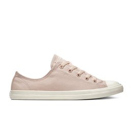 CONVERSE CHUCK TAYLOR ALL STAR DAINTY OX PARTICLE BEIGE/EGRET C940DBE-563478C