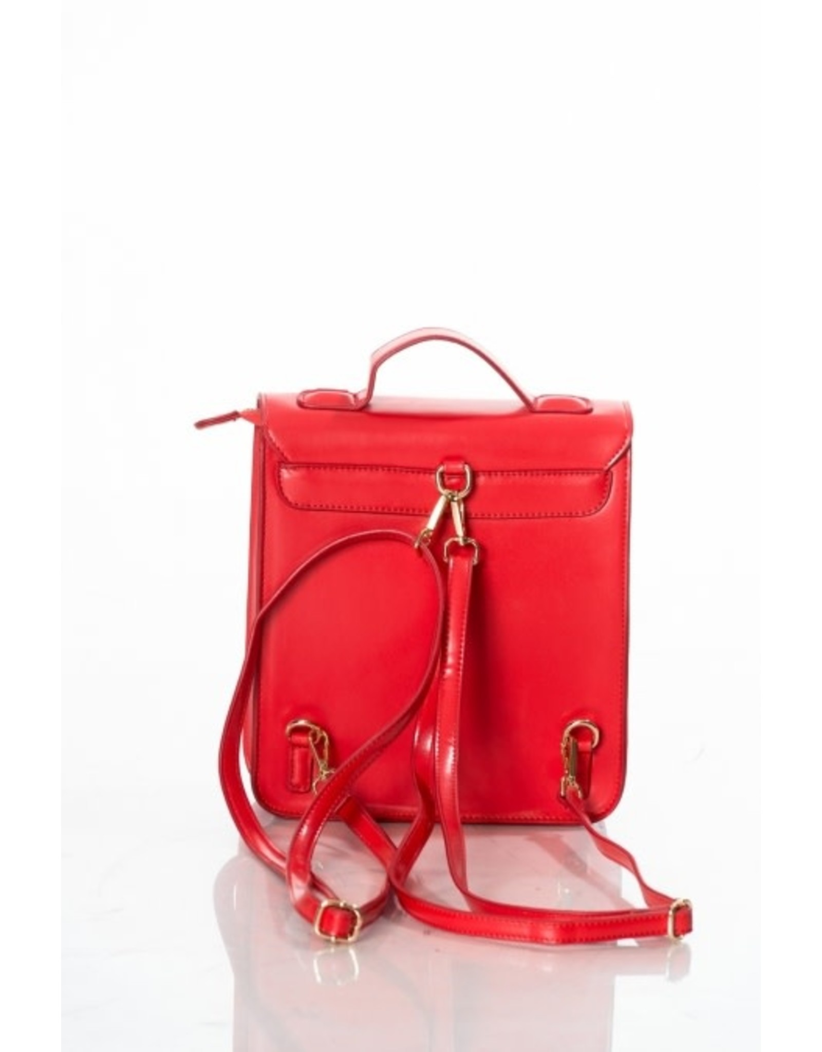 BANNED - Cohen Bag Red