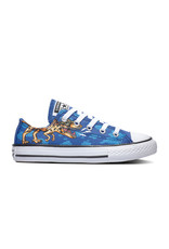 CONVERSE CHUCK TAYLOR ALL STAR OX BLUE/BLACK/WHITE CZDBL-664247C