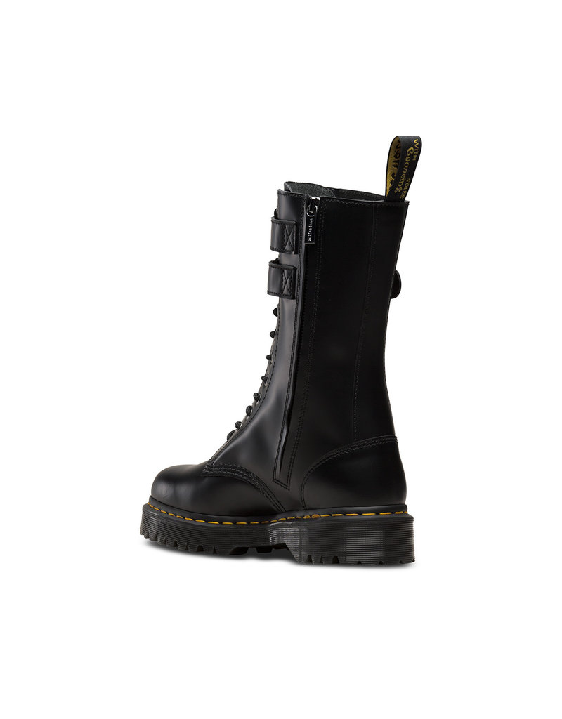 DR. MARTENS CASPIAN ALTERNATIVE BLACK SMOOTH 1202BX-R24632001
