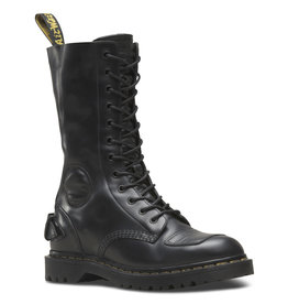 DR. MARTENS NEILSON BLACK MILLED SMOOTH 1202B-R23702001