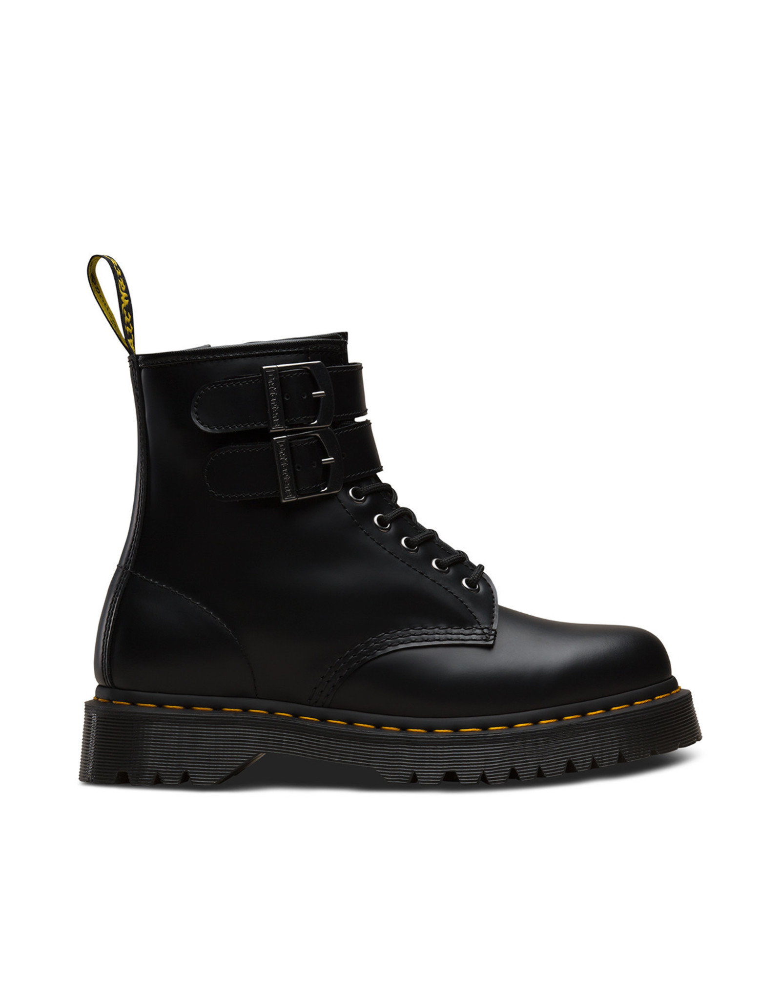 DR. MARTENS 1460 ALTERNATIVE BLACK SMOOTH 815BX-R24633001