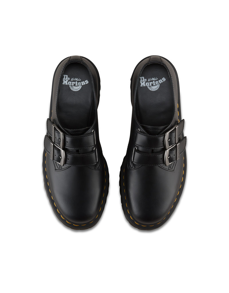 DR. MARTENS 1461 ALTERNATIVE BLACK SMOOTH 301BXA-R24634001