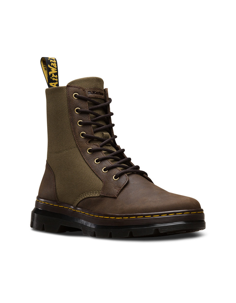 DR. MARTENS COMBS II CJ BEAUTY & EXTRA TOUGH NYLON DARK BROWN & DMS OLIVE 864DBO-R24643201