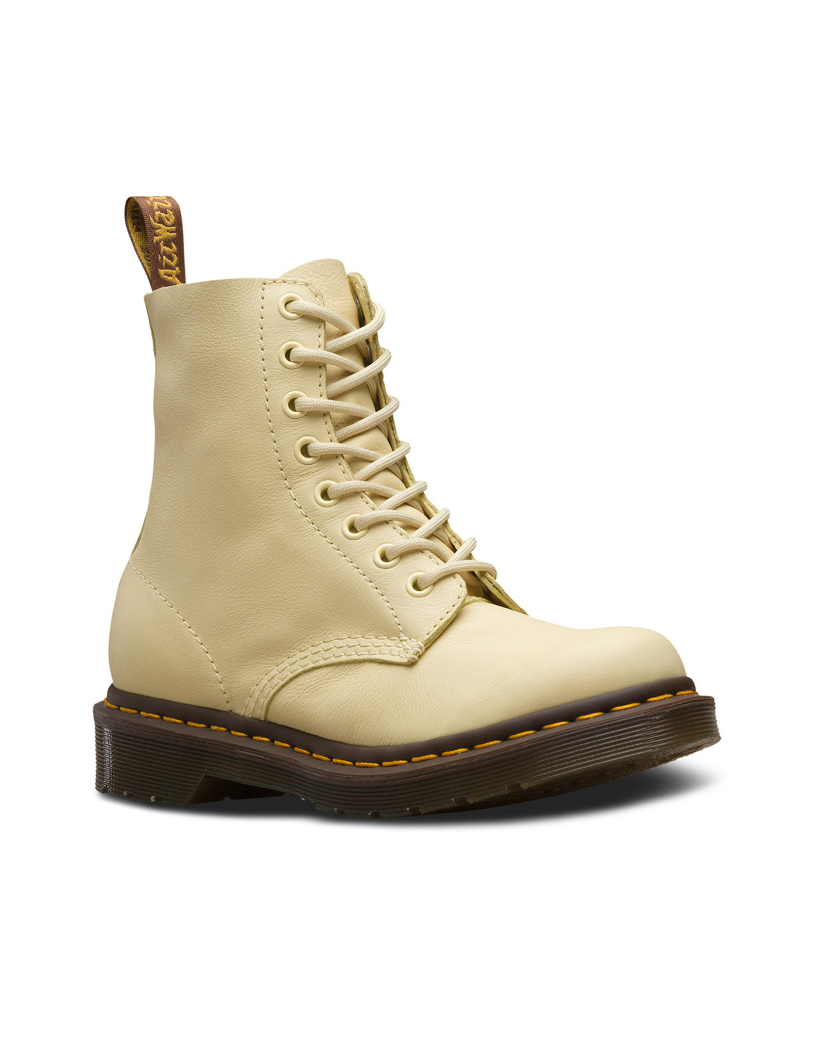 DR. MARTENS 1460 PASCAL VIRGINIA PASTEL YELLOW 815PY-R24482757