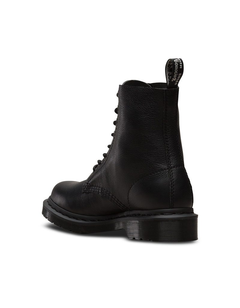 DR. MARTENS 1460 PASCAL MONO BLACK VIRGINIA 815MOV-R24479001