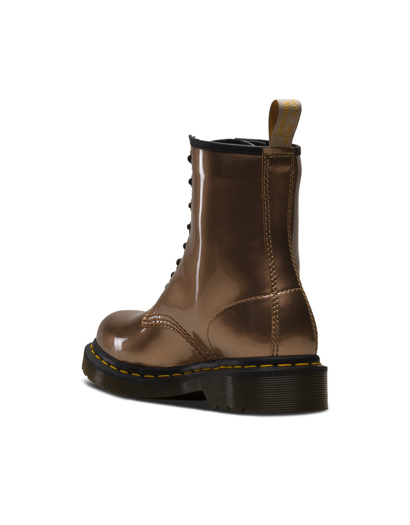 DR. MARTENS 1460 VEGAN CHROME PAINT METALLIC ROSE GOLD 815VCRG-R24865716