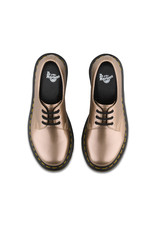 DR. MARTENS 1461 VEGAN CHROME PAINT METALLIC ROSE GOLD 301VCRG-R24864716
