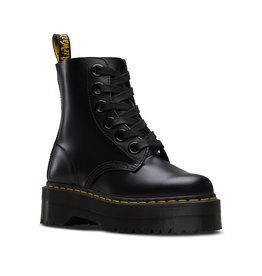 DR. MARTENS MOLLY BLACK BUTTERO 653B-R24861001