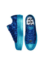 CONVERSE CHUCK TAYLOR AS  LIFT OX MILEY CYRUS GNARLY BLUE/BLUE C13MCG-563721C