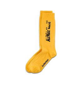 DR. MARTENS - DNA Heel Loop Socks Yellow