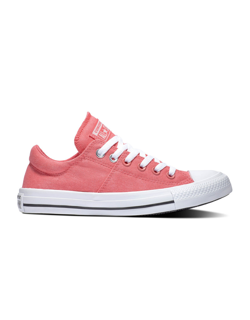 CONVERSE CHUCK TAYLOR ALL STAR MADISON OX STRAWBERRY JAM/WHITE C13MS-564332C