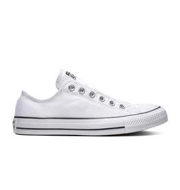 CONVERSE CHUCK TAYLOR ALL STAR SLIP WHITE/BLACK/WHITE C13SLW-164301C