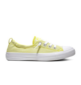 58215cd1399a5 CONVERSE CHUCK TAYLOR ALL STAR SHORELINE SLIP FRESH YELLOW WHITE  C13SSY-564336C