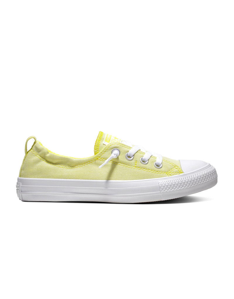 CONVERSE CHUCK TAYLOR ALL STAR SHORELINE SLIP FRESH YELLOW/WHITE C13SSY-564336C