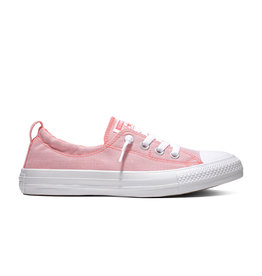 CONVERSE CHUCK TAYLOR ALL STAR SHORELINE SLIP RACER PINK/WHITE C13SSRP-564337C