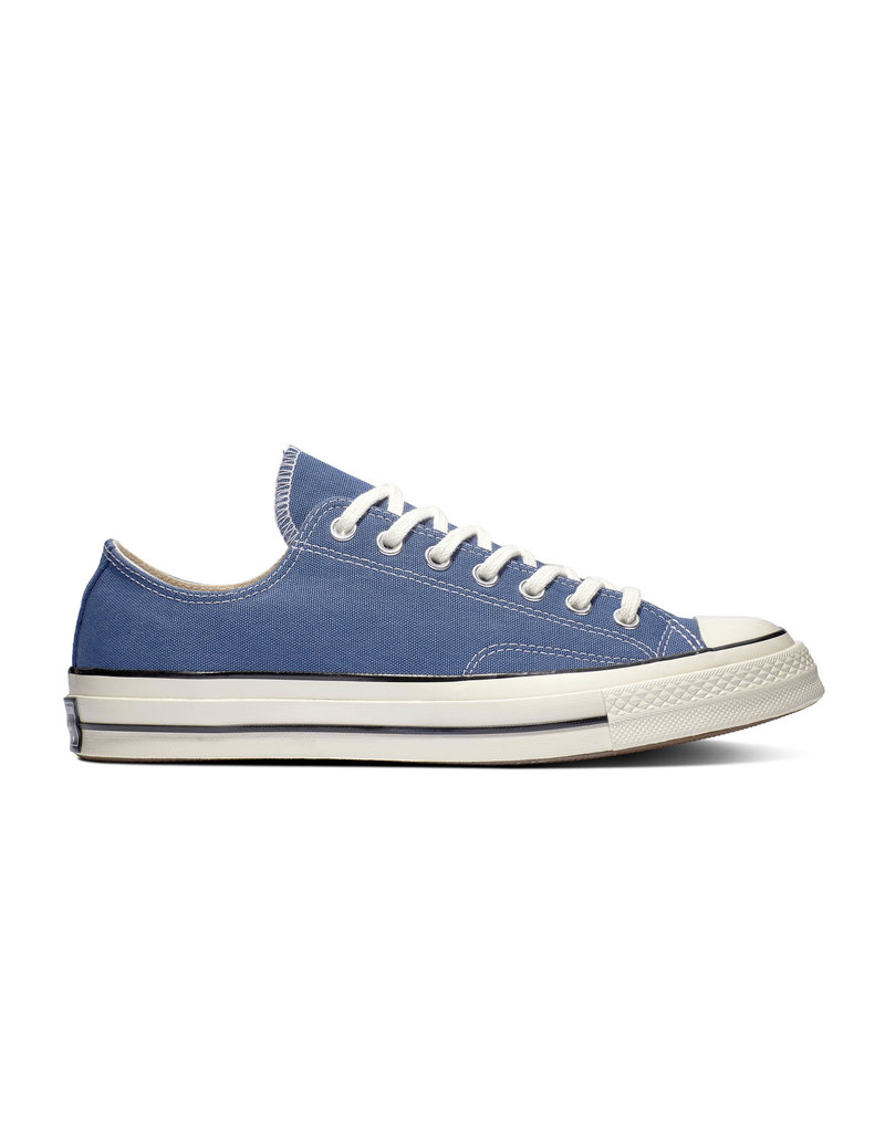 CONVERSE CHUCK 70 OX TRUE NAVY/BLACK/EGRET C970NJ-162064C