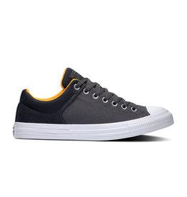 CONVERSE CTAS HIGH STREET OX BLACK/ALMOST BLACK C998BA-164284C