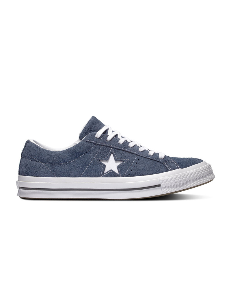 CONVERSE ONE STAR OX NAVY/WHITE/WHITE CS987NA-158371C