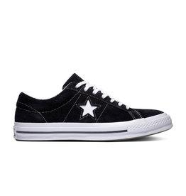 CONVERSE ONE STAR OX BLACK/WHITE/WHITE CS987B-158369C
