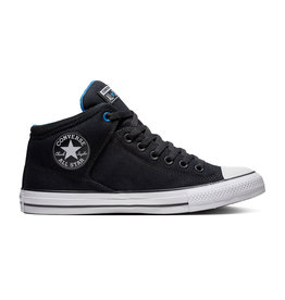 CONVERSE CHUCK TAYLOR ALL STAR HIGH STREET HI BLACK/BLACK C998B-164378C