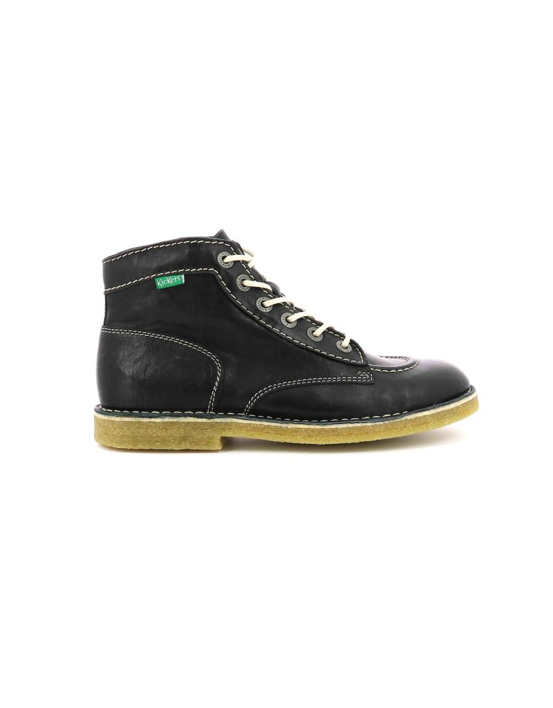 KICKERS KICK LEGEND NOIR K1980B 19E660242-60+8