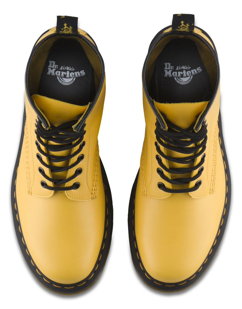 DR. MARTENS 1460 SMOOTH YELLOW 815Y-R24614700