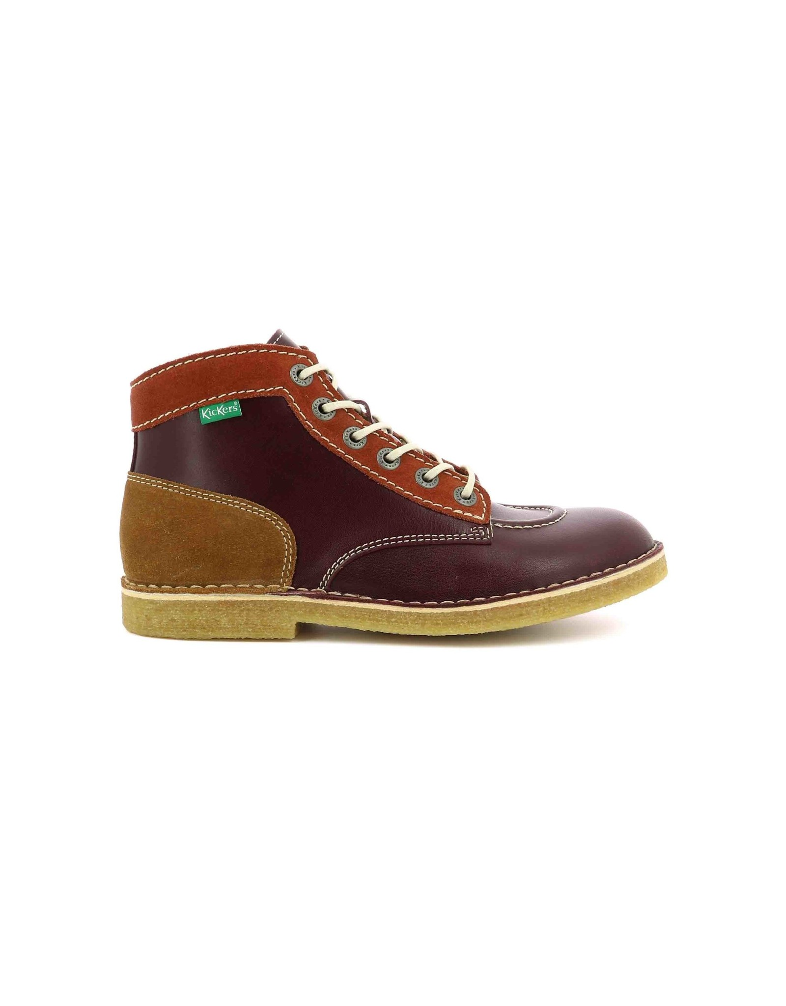 KICKERS KICK LEGEND BORDEAUX MULTICOLORE K1980BOM 19E660243-60