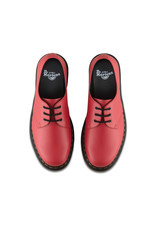 DR. MARTENS 1461 SMOOTH SATCHEL RED 301SR-R24616636