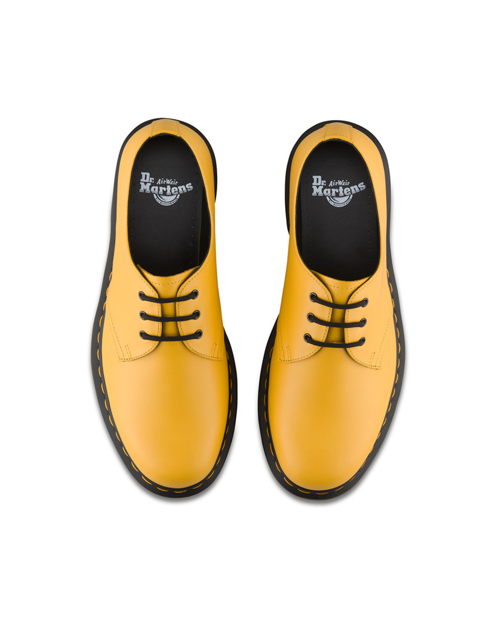DR. MARTENS 1461 SMOOTH YELLOW 301Y-R24616700