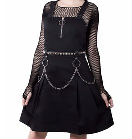 KILLSTAR - Regan Pinafore Dress