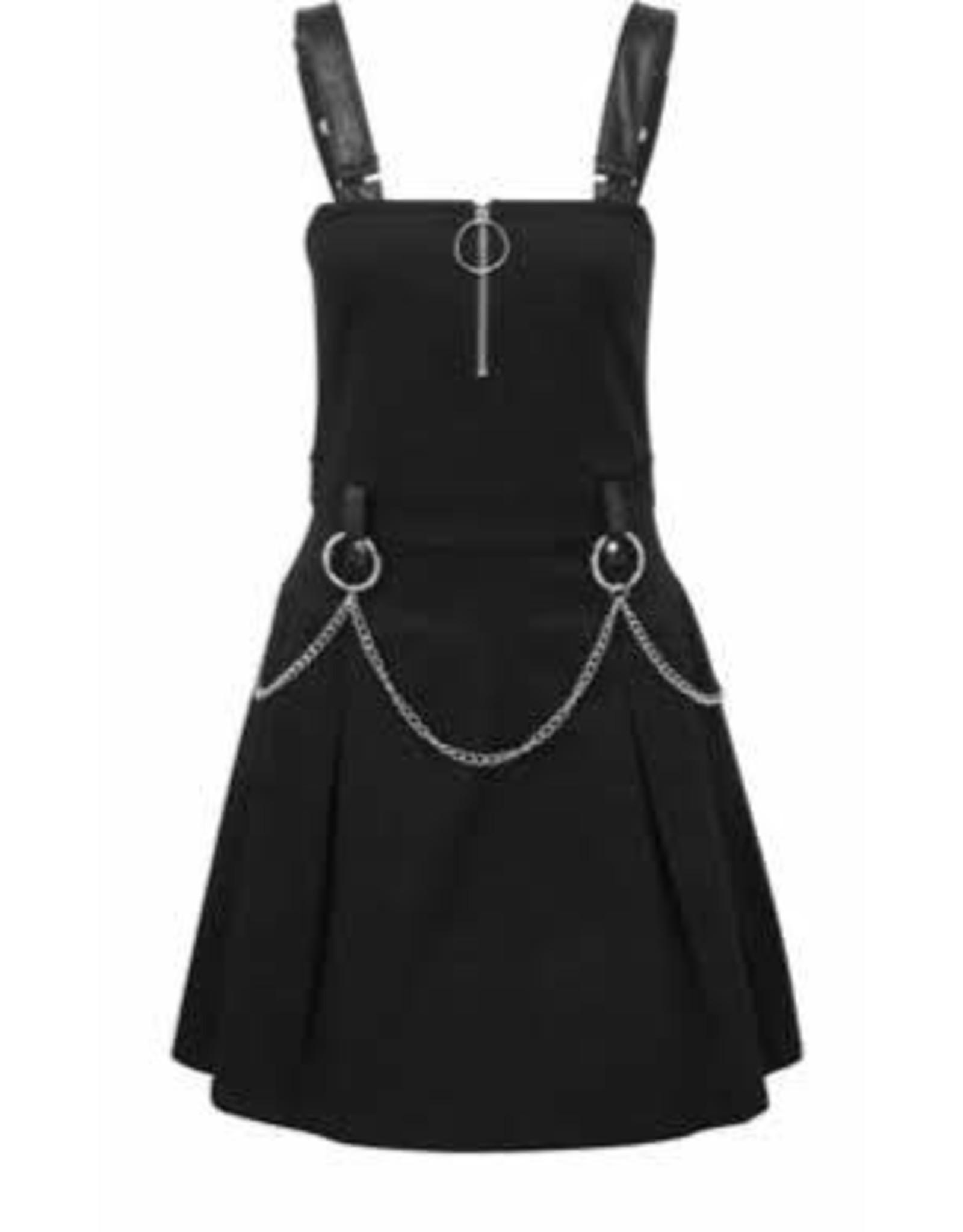 KILLSTAR - Regan Pinafore Dress