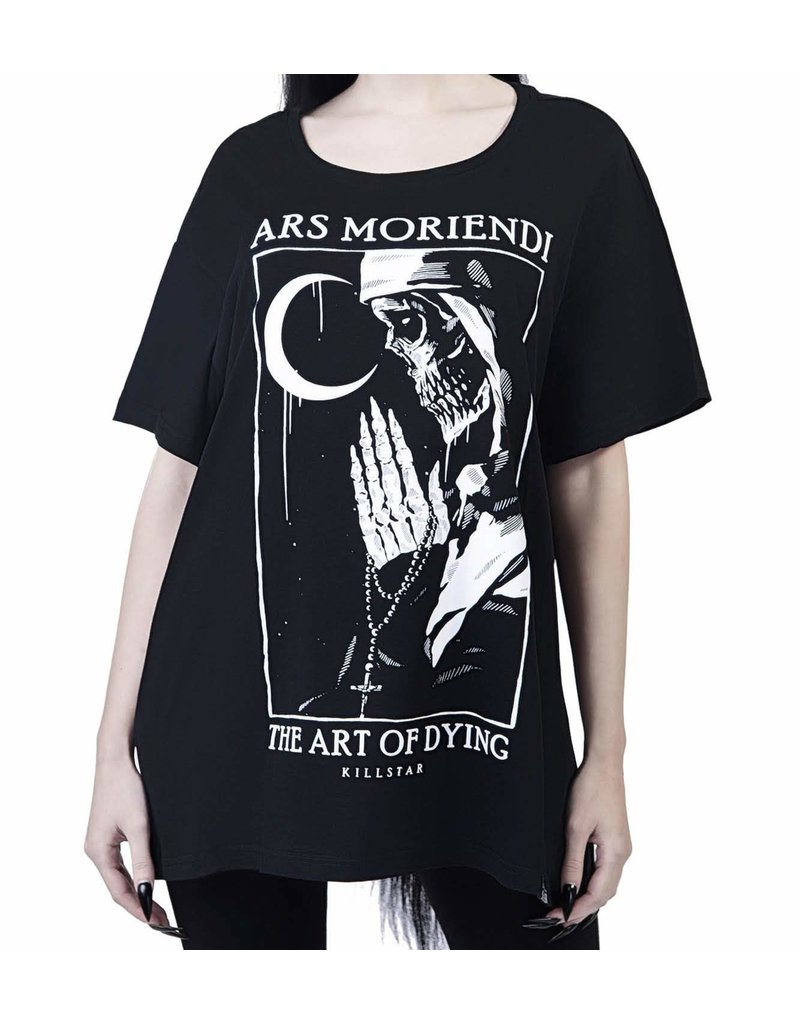 KILLSTAR - Ars Moriendi Relaxed Top