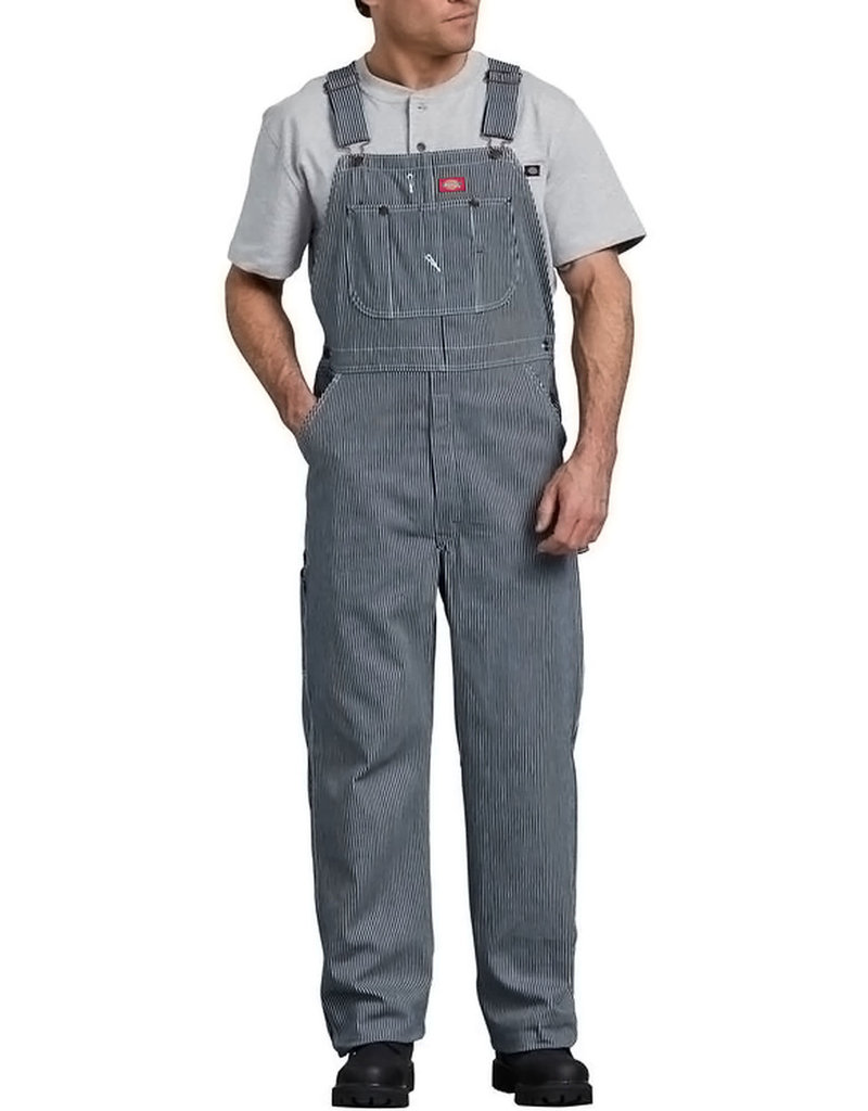 DICKIES Hickory Stripe Bib Overall 83297HS