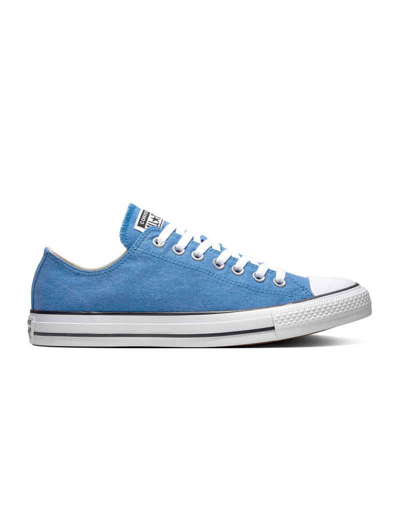 CONVERSE CHUCK TAYLOR ALL STAR OX TOTALLY BLUE/WHITE/BLACK C13TB-164288C
