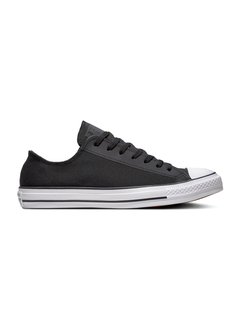 CONVERSE CHUCK TAYLOR ALL STAR OX BLACK/BLACK/WHITE C13BW-163389C