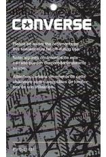 CONVERSE CHUCK TAYLOR LIFT OX SILVER/BLACK/WHITE C12PSIL-560248C