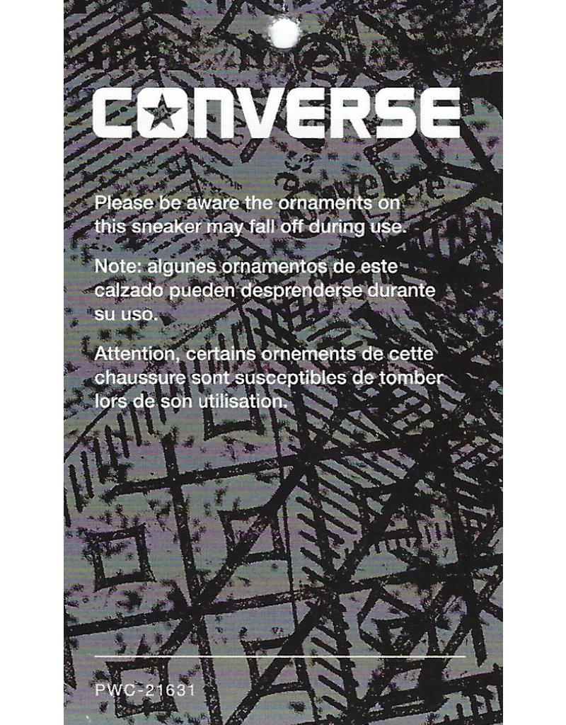 CONVERSE BREAKPOINT OX BLACK PEARL/WHITE/WHITE C786BP-555950C
