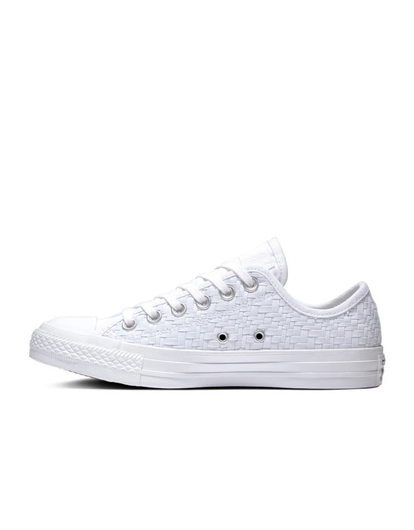 CONVERSE CHUCK TAYLOR ALL STAR OX WHITE/EGRET/WHITE C13WE-564354C