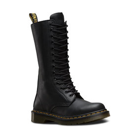DR. MARTENS 1B99 ZIP BOOT BLACK VIRGINIA 1400BV-R11820008