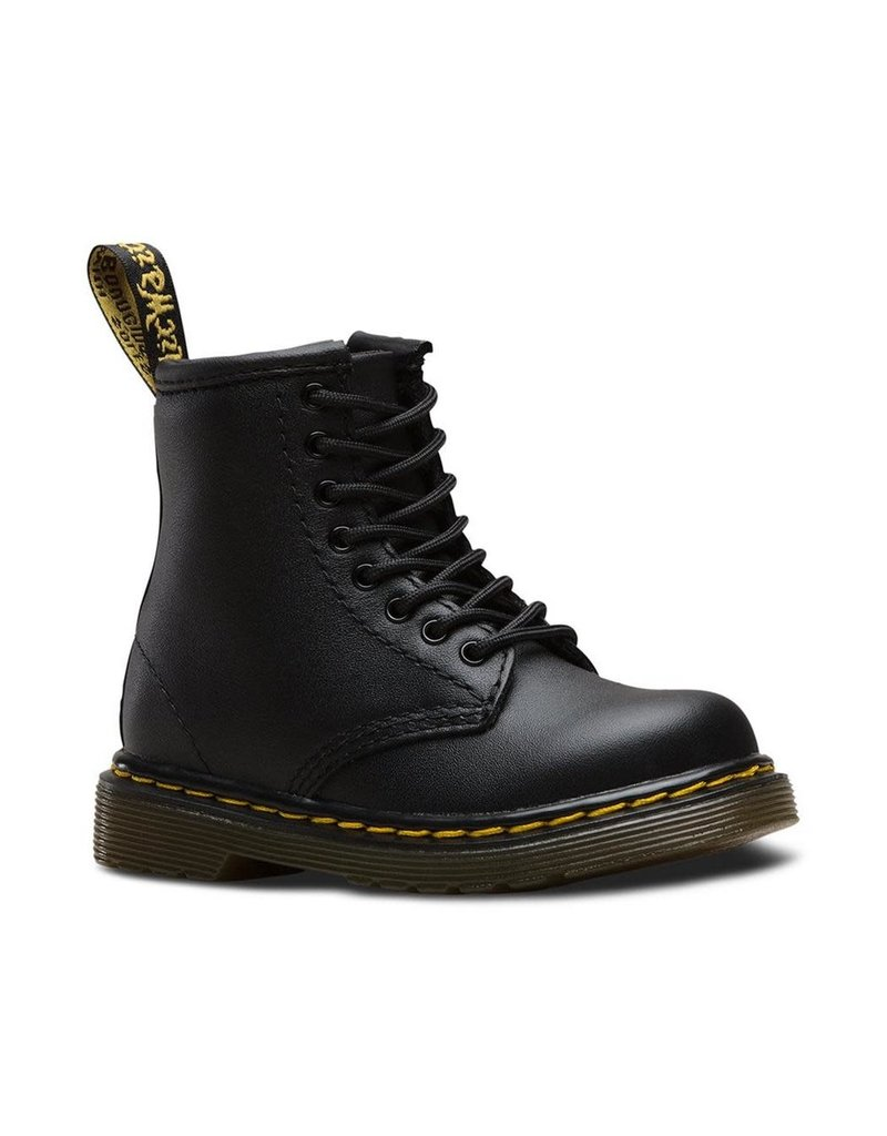 DR. MARTENS BROOKLEE BLACK SOFTY Y815B-R15373001