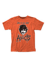 "Adicts, The ""And it was so"" T-Shirt (Orange)"