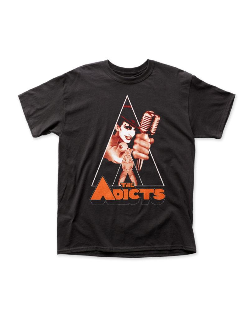 "Adicts, The ""Clockwork Monkey"" T-Shirt"
