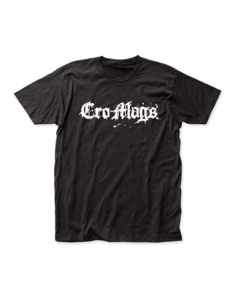 """Cro-Mags """"Logo"""" T-Shirt"""