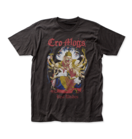 "Cro-Mags ""Down, but not out"" T-Shirt"