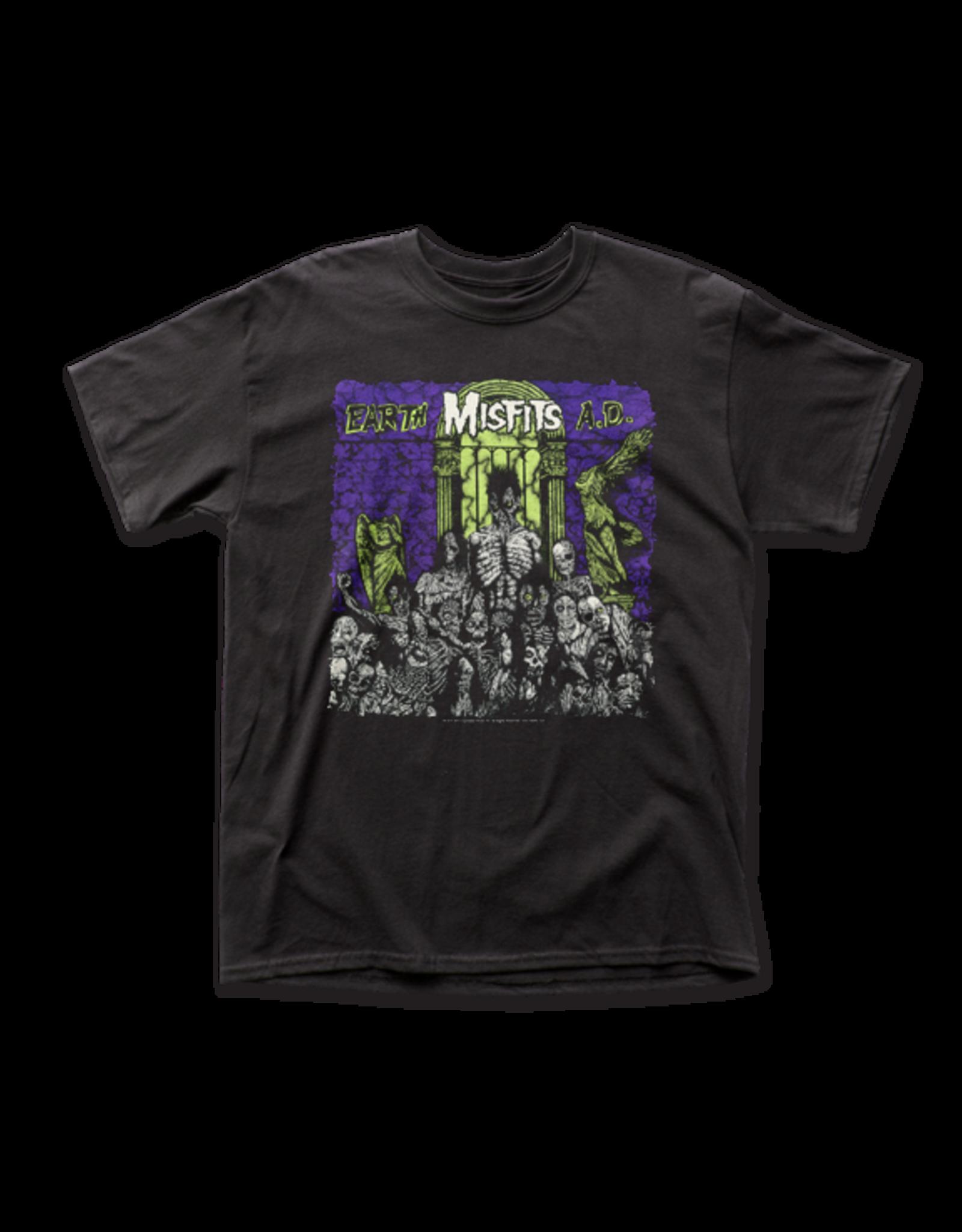"""Misfits """"Earth A.D"""" T-Shirt"""