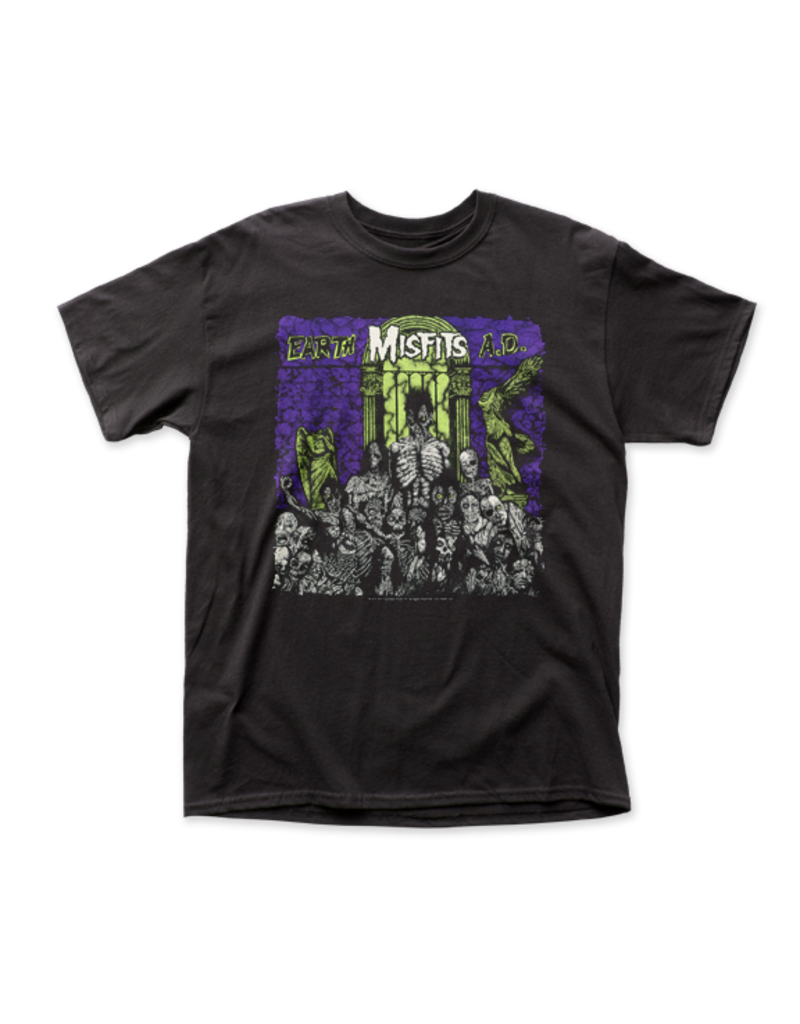 "Misfits ""Earth A.D"" T-Shirt"