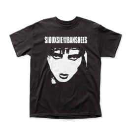 "Siouxsie And The Banshees ""Face"" T-Shirt"