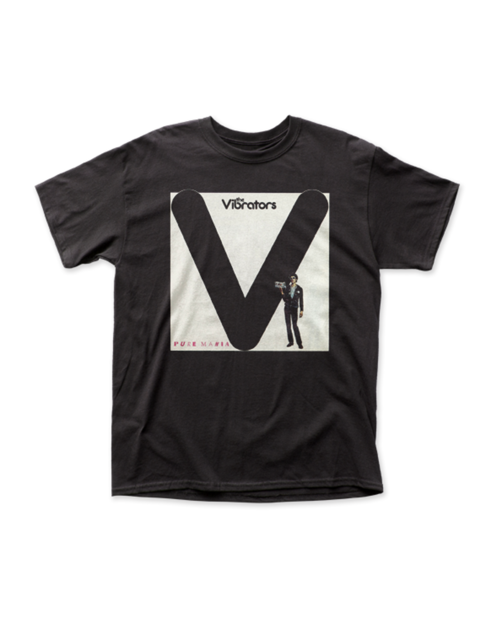 "Vibrators ""Pure Mania"" T-Shirt"